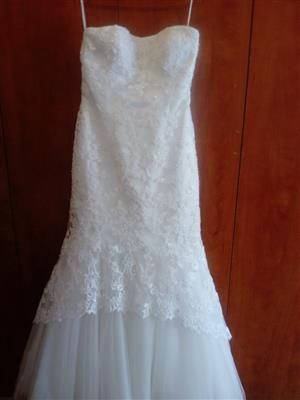 Preloved wedding dress