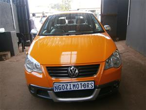 2008 VW Cross Polo 1.4TDI