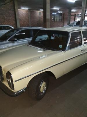 1976 Mercedes 280