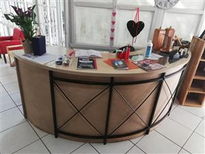 Big counter for sale.