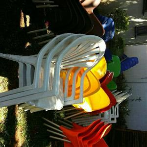 Tables and chairs for hire around Pretoria