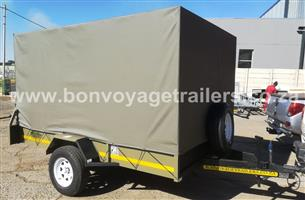 UTILITY TRAILER WITH TARP FOR SALE