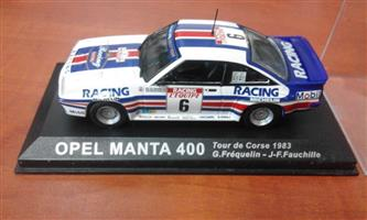 Opel Manta racing car for sale