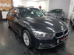 2012 BMW 3 Series 320d Exclusive