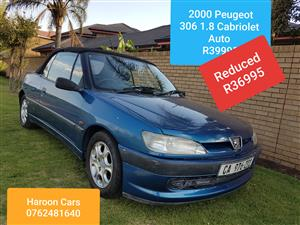 2000 Peugeot 306