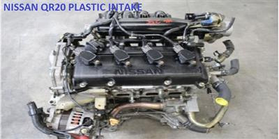 Second hand used low mileage NISSAN XTRAIL 2L engines for sale at Mym Autoworld