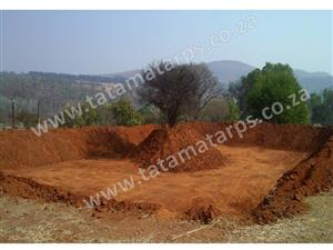 Earth Dam Liners/ Grond Dam Voerings