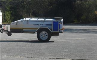 camping equipment and trailer for hire