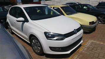 2012 VW Polo hatch POLO 1.6 CONCEPTLINE 5DR
