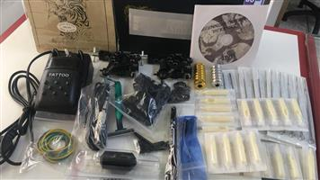 Tattoo kit for swap