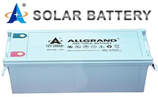 All Grand Solar Battery 200Ah 12V