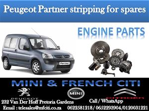 Wide Variety of Peugeot Partner Engine Parts for sale contact us today and get great deals!!!