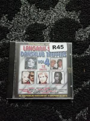 Lang arm sokkie dansklub treffers cd