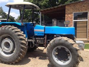 Blue Landini 8860 60kW/80Hp 4x4
