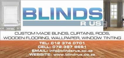 WE DO CUSTOM MADE CURTAINS AND BLINDS