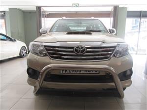 2014 Toyota Fortuner 2.5D 4D auto