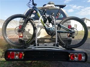 (V) BICYCLE RACK 4 CARRIER TOW BALL MTG