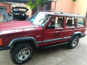 1999 Jeep Cherokee 3.7L Sport