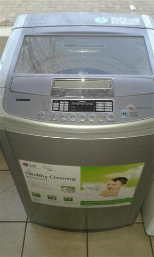 Lg 13 kg washing masjien
