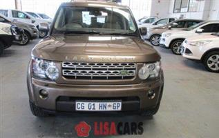 2013 Land Rover Discovery 4 3.0TDV6 SE