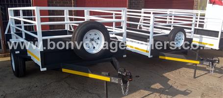 NEW UTILITY TRAILERS FOR SALE (2.5 X 1.3 X 900)
