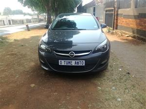 2014 Opel Astra GTC 1.4 Turbo Enjoy