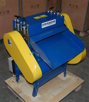 Model 945-VS Variable Speed Wire Stripping Machine Copper Stripper