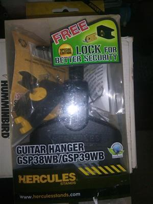 Guitar hanger for sale