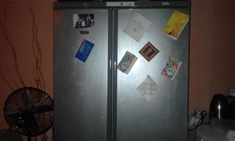 Defy side by side fridge freezer