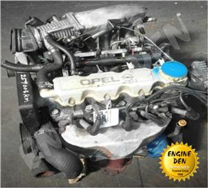 OPEL CORSA  1.4/1.6 8V	C16SE/C14SE USED ENGINE