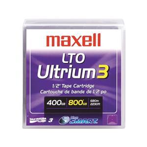 Maxwell LTO Ultrium 3 Data Cartridges