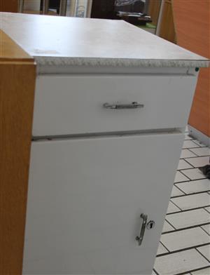 1 door kitchen cupboard S032612C #Rosettenvillepawnshop