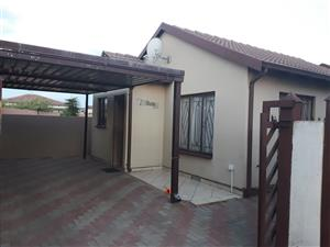Beautiful and Neat 2 bedrooms House For Sale