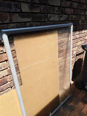 BIG Photo Frame with Glass Screen for sale