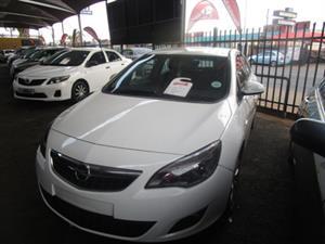 2011 Opel Astra hatch 1.4T Sport
