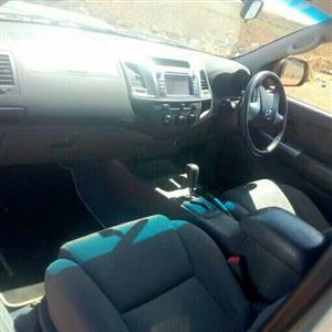 2013 Toyota Hilux 3.0D 4D Xtra cab Raider Legend 45