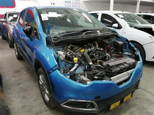 2016 Renault Captur 66kW turbo Blaze