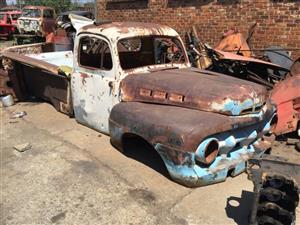 For Sale: 1951 Ford F100