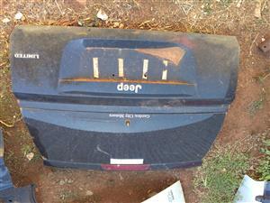 Jeep Tail Gate