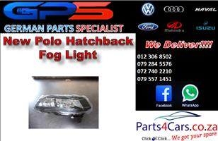 New VW Polo 6 Hatchback Fog Light for Sale