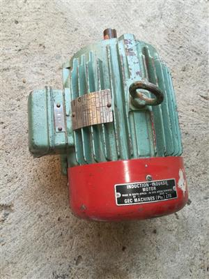 ELECTRIC MOTOR,NEVER BEEN USED