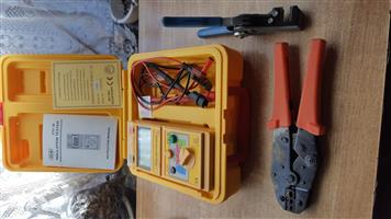 Electricians Required Basic Tool Set