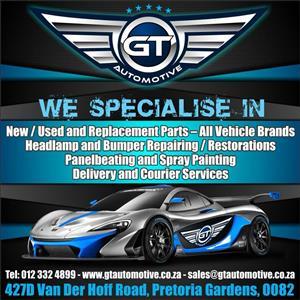 GT Auto Spares - Repairs
