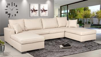 NEW U SHAPE LOUNGE SUITE R5000