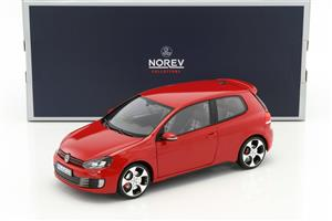 Diecast VW Golf 6 GTI  by Norev 1:18 scale - New in Box - LIMITED EDITION