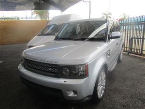2006 Land Rover Range Rover Sport TDV8