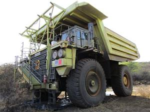 Hitachi Euclid EH 3500 Rigid Dump Truck - ON AUCTION