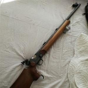 .22BSA. mk11 skuifskiet rifle