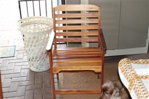 X Origon Pine chairs for sale