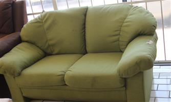 2 seater couch S030759B #Rosettenvillepawnshop